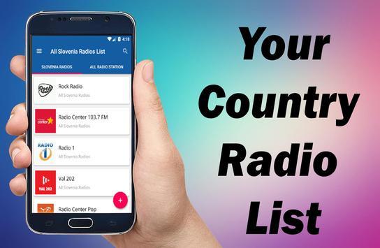 All Slovenia Radios - Slovenia Radio - FM Slovenia screenshot 2