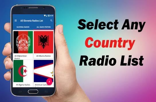 All Slovenia Radios - Slovenia Radio - FM Slovenia screenshot 3