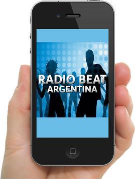 RADIO BEAT ARGENTINA poster