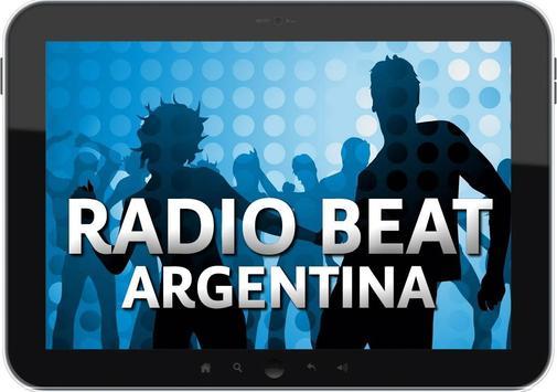 RADIO BEAT ARGENTINA apk screenshot