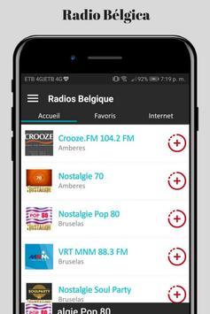 Radio Belgica Online screenshot 10