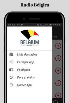 Radio Belgica Online screenshot 8