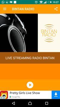 Bintan Radio poster