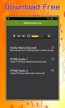 Radio Burundi Live poster