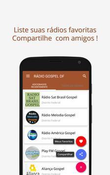 Distrito Federal Rádio Gospel screenshot 2