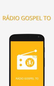 Tocantins Rádio Gospel poster