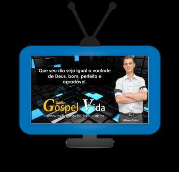 Tv Gospel Vida poster