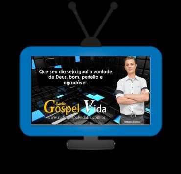 Tv Gospel Vida apk screenshot