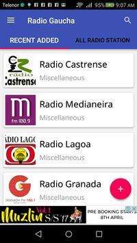 Radio Gaucha poster