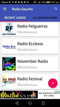 Radio Gaucha screenshot 3