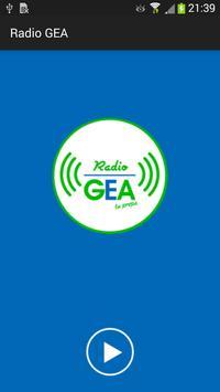 Radio GEA screenshot 2