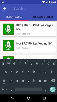Nevada Radio Stations apk screenshot