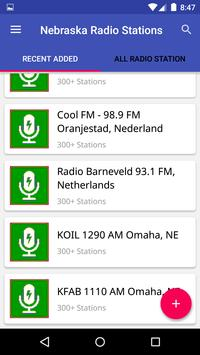 Nebraska Radio Stations screenshot 1
