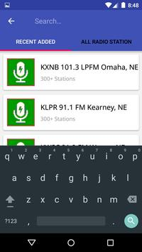 Nebraska Radio Stations screenshot 2