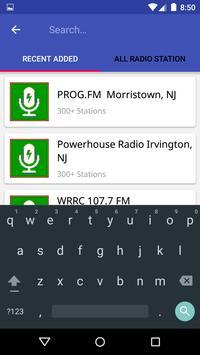 New Jersey Radio Stations apk screenshot