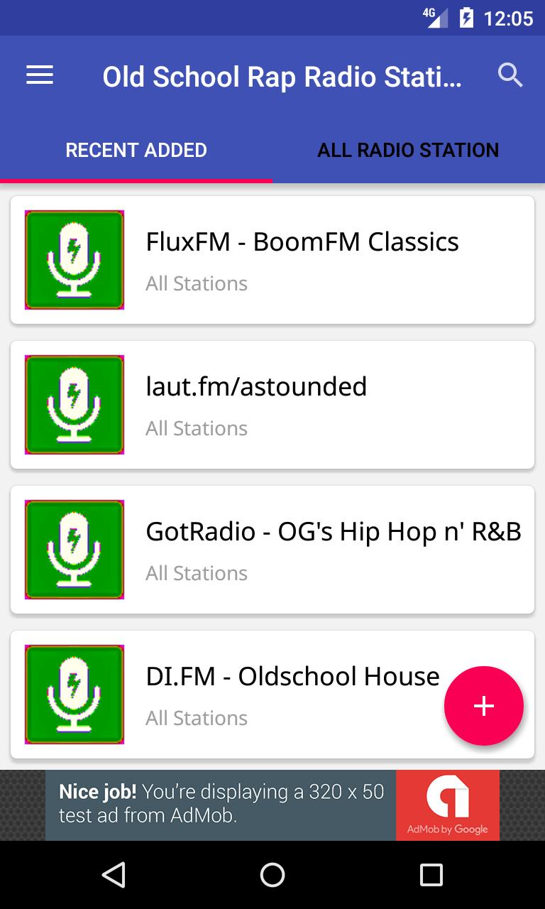 Old School Rap Radio Stations for Android - APK Download