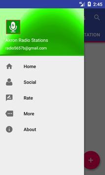 Akron Radio Stations screenshot 5