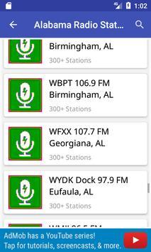 Alabama Radio Stations apk screenshot