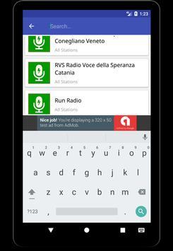 Italian Radio Stations - Stazioni radio italiane screenshot 5