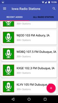 Iowa Radio Stations apk screenshot