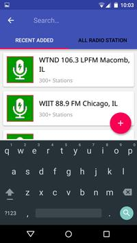 Illinois Radio Stations apk screenshot