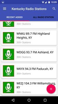 Kentucky Radio Stations apk screenshot