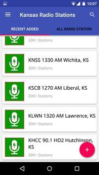 Kansas City FM Stations screenshot 1