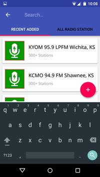 Kansas City FM Stations screenshot 2