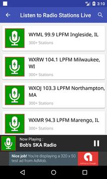 Listen to Radio Stations Live screenshot 3