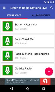 Listen to Radio Stations Live poster