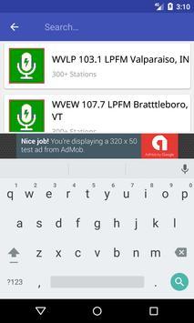 Listen to Radio Stations Live screenshot 5