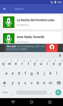 Para Escuchar Radio Por Internet screenshot 5