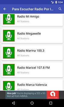Para Escuchar Radio Por Internet screenshot 2
