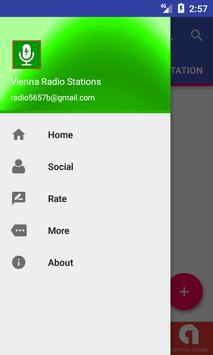 Vienna Radio Stations screenshot 4