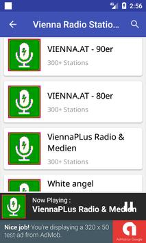 Vienna Radio Stations screenshot 2