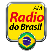 Rádios Online do Brasil Radio do Brasil AM icon
