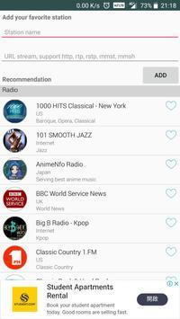 Relax Music Radio screenshot 2