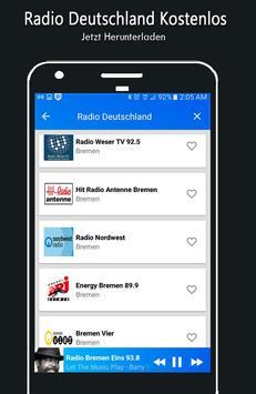 Radio Germany Free screenshot 4