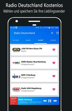 Radio Germany Free screenshot 8