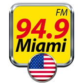 94.9 Radio Miami Radio de Estados Unidos FM USA icon