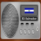 radios del salvador icon