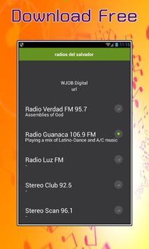 radios del salvador screenshot 1