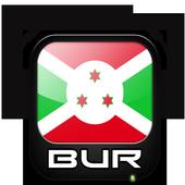 Radio Burundi icon