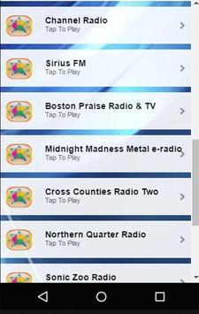 Radio england Best apk screenshot