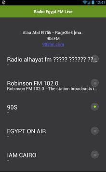 Radio Egypt FM Live poster