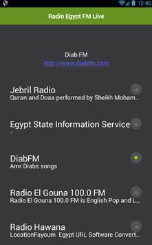 Radio Egypt FM Live screenshot 1