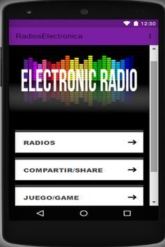 Musica Electronica Gratis poster