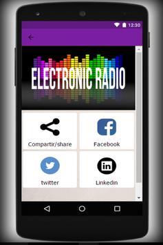 Musica Electronica Gratis apk screenshot