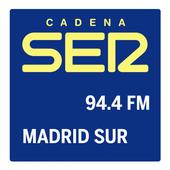 Cadena SER Madrid Sur icon