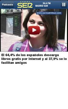 Cadena SER Madrid Sur screenshot 2